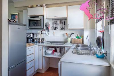 أفكار بسيطة لترتيب مطبخك