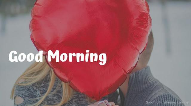 good morning love kiss wallpaper download