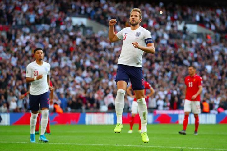 مشاهدة مباراة انجلترا وبلغاريا بث مباشر اليوم 14-10-2019 في تصفيات كاس الامم الاوروبية 2020