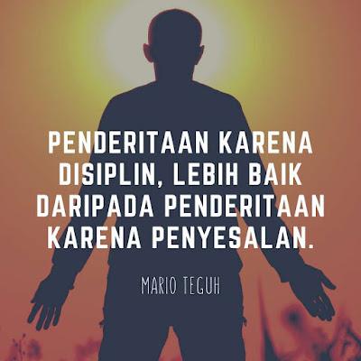 kata kata bijak mario teguh tentang kesuksesan