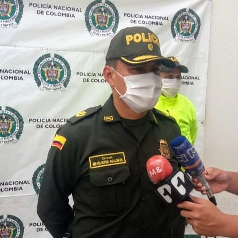 hoyennoticia.com, Nueve capturados en las últimas horas en La Guajira