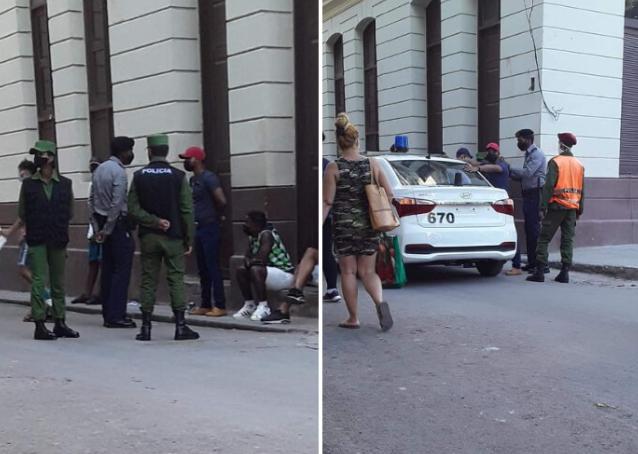 Fiscalía Militar detiene a policías por tener autógrafos de rapero Maykel Osorbo