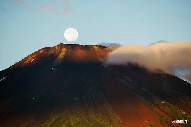 パール富士~山中湖