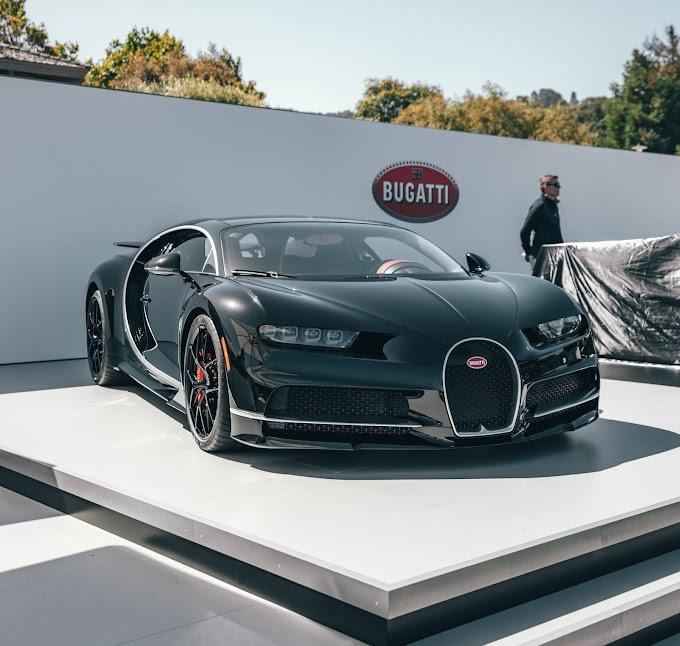 Some Interesting Fact about Bugatti veyron
