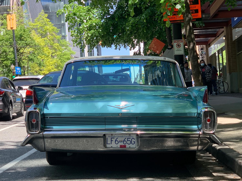 1962 Cadillac Sedan de Ville 11