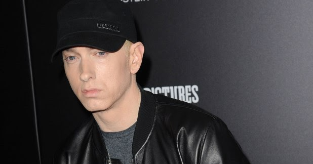 Eminem surprised fans by dropping a new album overnight