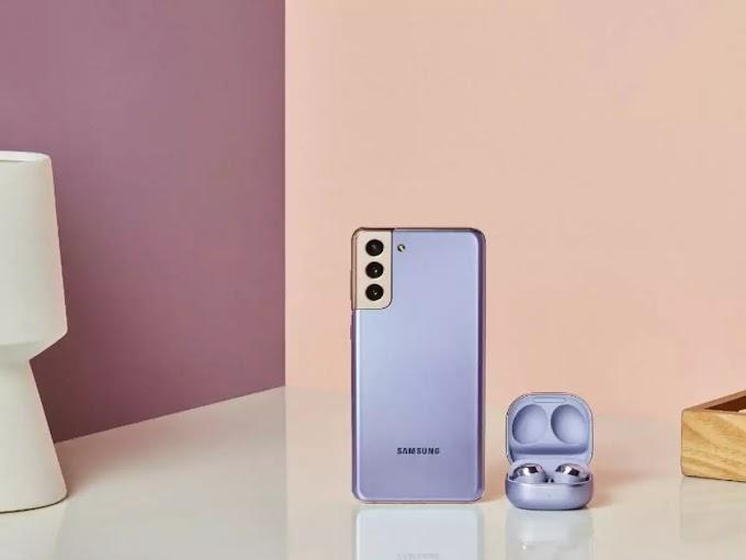 Sorteio de um Samsung Galaxy S21 + Buds Pro e Buds Live