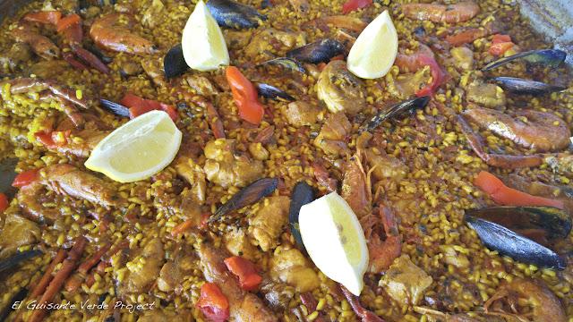 Restaurante El Carmen en Cala d'Hort - Ibiza por El Guisante Verde Project