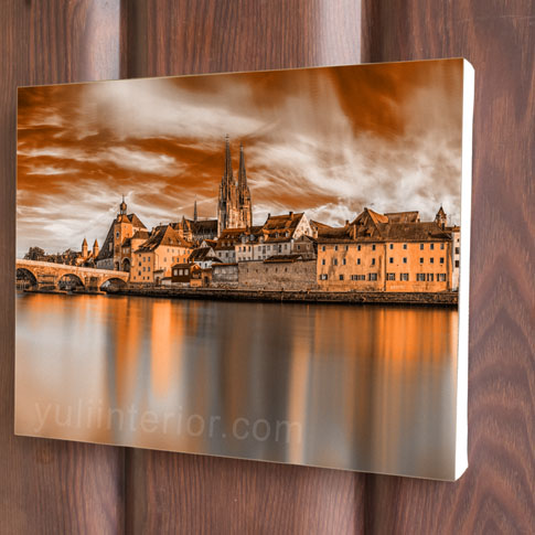 Panorama Canvas Wall Art, Prints in Port Harcourt Nigeria