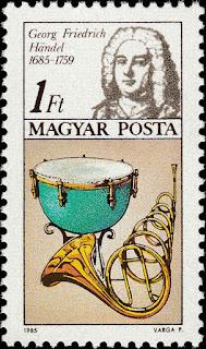 Hungary George Frederick Handel