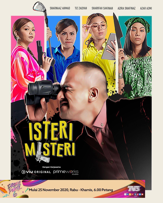 Isteri Misteri (2020)