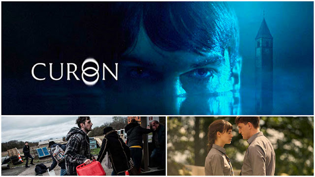 Reseñas de series: 'Curon' de Netflix, 'Normal people' de Starzplay, 'Colapso' de Filmin