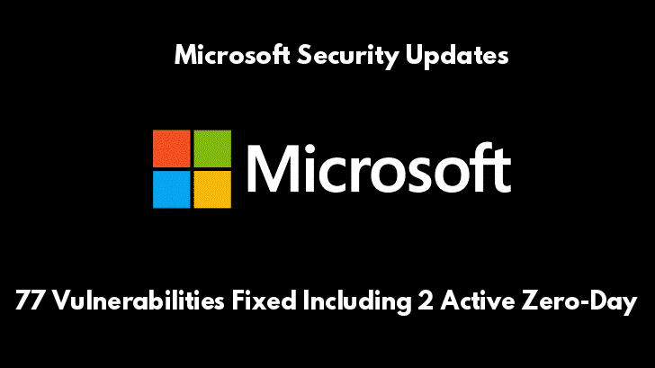 Microsoft Security Update for July
