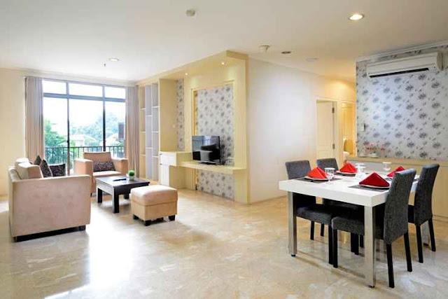 apartment for rent jakarta selatan