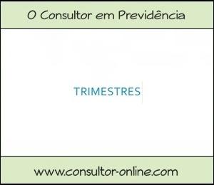 Como pagar Previdência Social por Trimestre Civil.