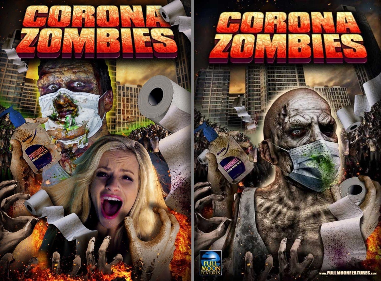 Corona Zombies Un Film Trash Prodotto A Tempo Di Record Zombie Knowledge Base Gli Zombie Non Uccidono Reclutano