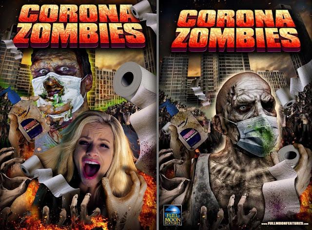 Corona Zombies (poster)