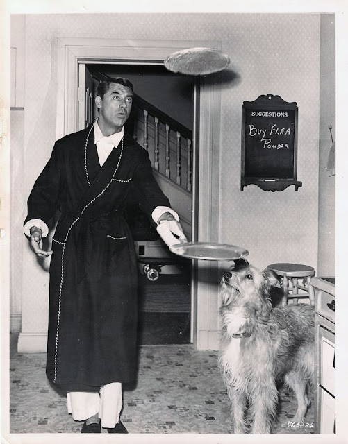 Cary Grant love dogs