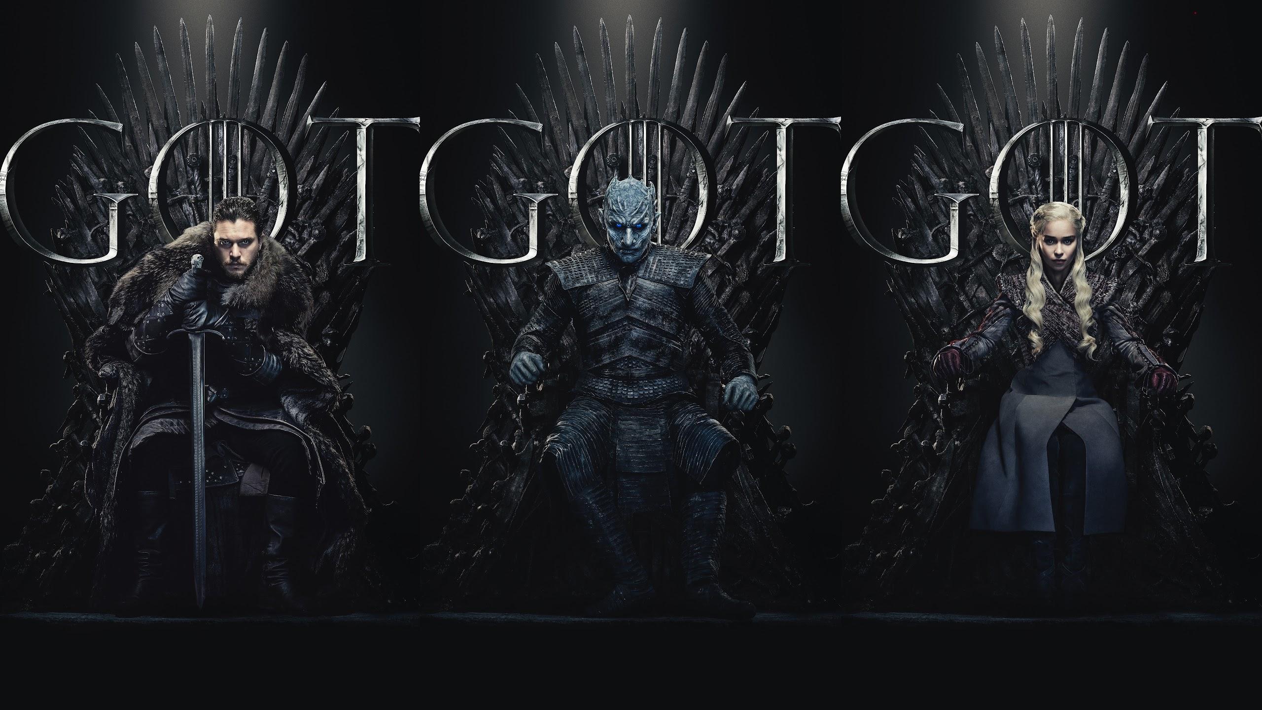 Jon Snow Night King Daenerys Targaryen Game Of Thrones
