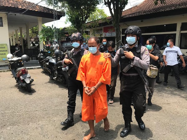 Tipu Korban Jutaan Rupiah, Mantan Polisi di Jembrana Berhasil Diringkus