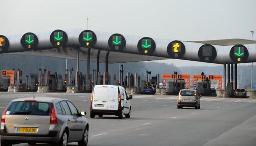 caselli autostradali francesi