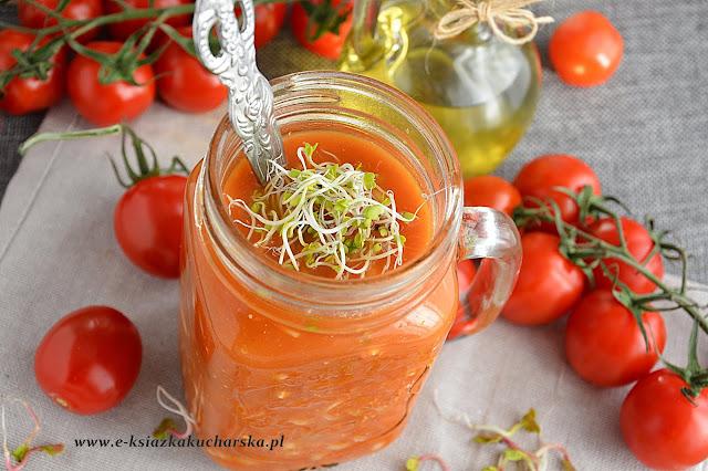 prosty przepis na zupę pomidorową