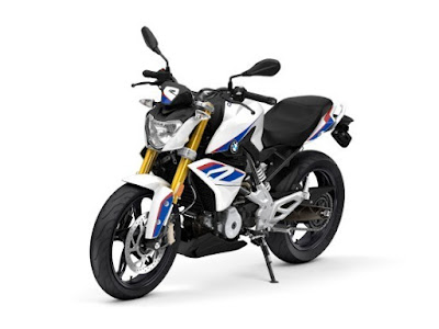 BMW G310R front looks