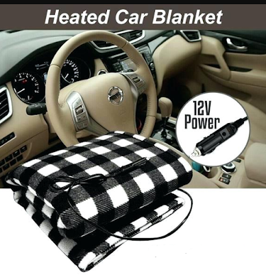 Heating Blanket That Plugs Into Your Car