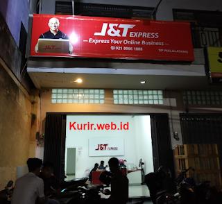 Agen J&T Express Di Manado
