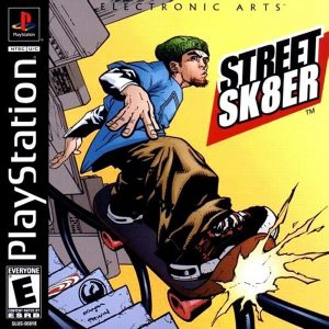 Street Sk8er (1999) PS1 Download