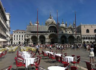 Plaza San Marcos, free tour venecia(Italia)