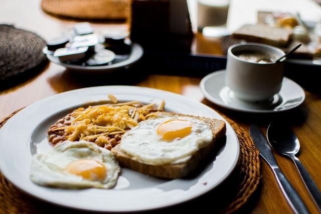 do breakfast every day