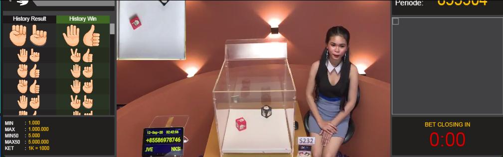 Infototovegas Panduan Cara Bermain Permainan Game Suwit Di Live Casino