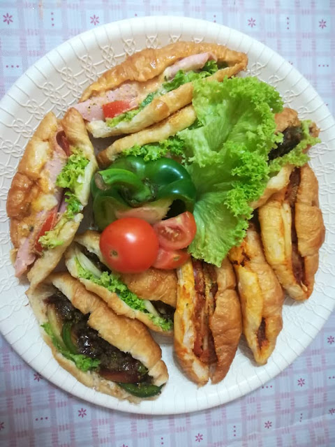 Sandwich Freshly Made By Ashrin Food Telah Dilancarkan | Distributed by Goboks Food