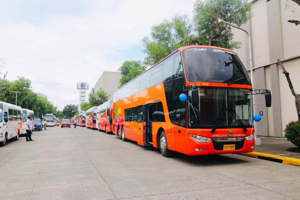 Launching of Double-decker Bus for Cagayan De Oro-Bukidnon Route