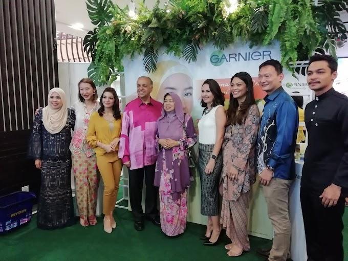 Serikan Diri Di Aidilfitri with Garnier Malaysia