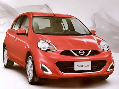 Gambar Spesifkasi Nissan March Terlengkap Berikut Cara Kredit Nissan March Di Kuningan