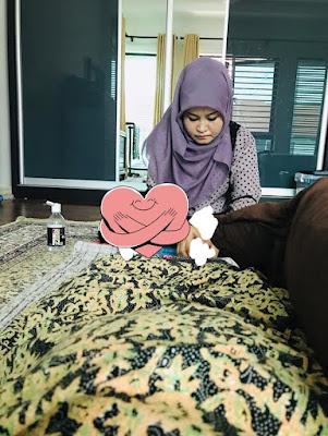 Pengalaman Urutan Ibu Hamil dari Fazrina Postnatal Care