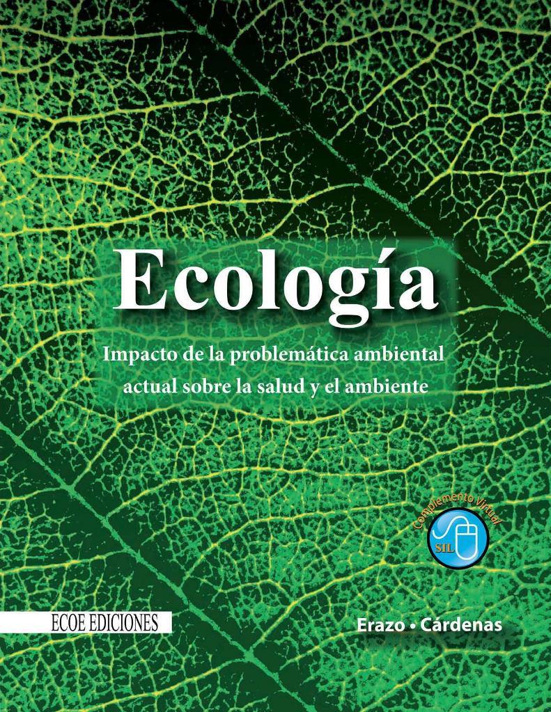 Ecología – Manuel Erazo Parga