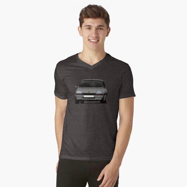 Rover Metro GTi T-shirts