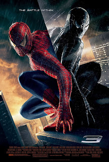 Poster film Spiderman 3