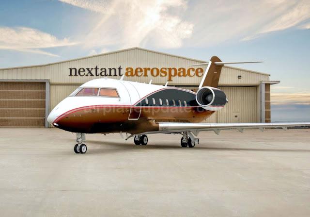 Nextant 604XT aircraft