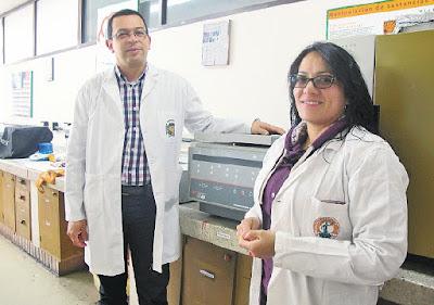NUEVA QUIMIOTERAPIA: Estudian en colombia el veneno de escorpion y sus propiedades antitumorales.
