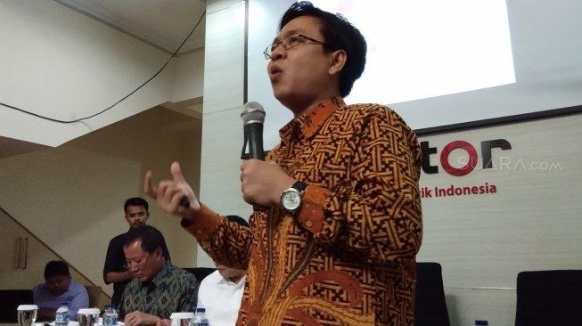 Survei TNI Lembaga Dipercaya Publik Dikritik, Begini Kata Pimpinan IPI