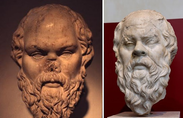 Filósofo Grego Socrates