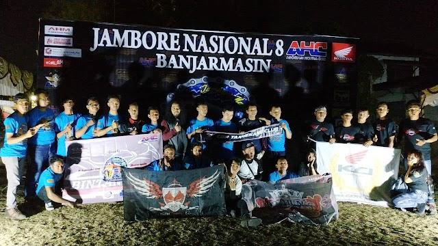 Capella Honda Kepri Kirimkan Perwakilan ke Jambore Nasional Asosiasi Honda CBR di Kota Seribu Sungai