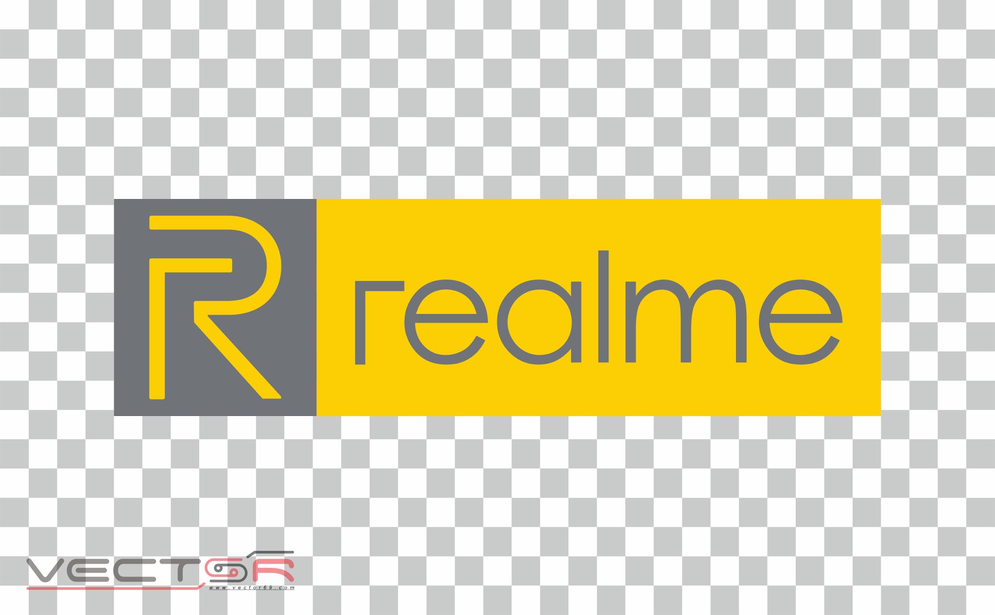 Realme Logo - Download Vector File PNG (Portable Network Graphics)