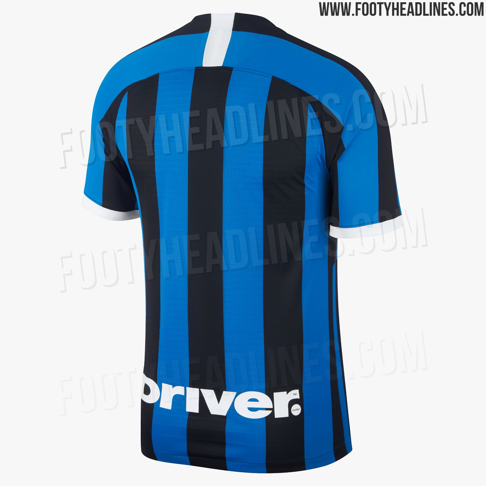49903628611a79 Domowa koszulka Interu na nowy sezon [FOTO]