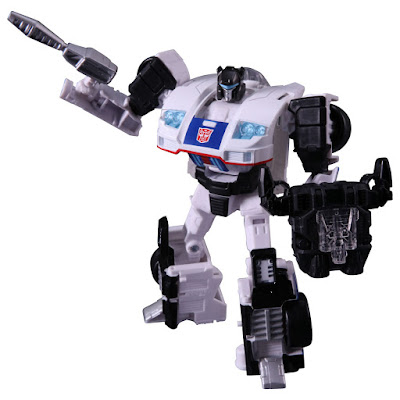 PP-07 Jazz dalla TakaraTomy per la serie Transformers Power of the Primes