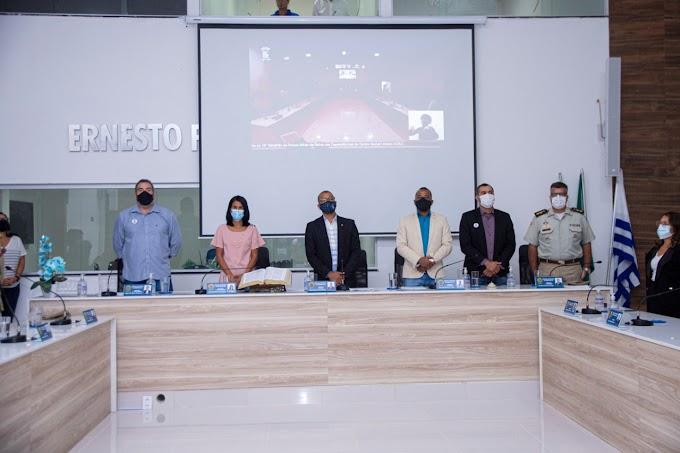 Serrinha: Audiência pública discute implantação do 16º Batalhão da Polícia Militar no CSU